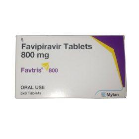 Фавипирави́р(Favipiravir)