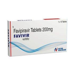 Фавіпіравір(Favipiravir)
