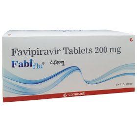 Fabiflu(Favipiravir)फेविपिराविर